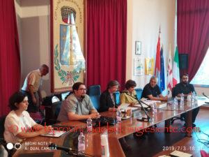 Anna Maria Teresa Diana sindaco di Sant'Anna Arresi, 29 anni dopo. Si è insediato questa sera il nuovo Consiglio comunale.