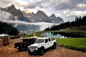 Si è concluso a San Martino di Castrozza il 6° Camp Jeep® 2019, l'evento più importante per gli appassionati e proprietari di vetture Jeep in Europa.
