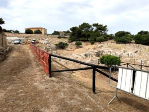 Ha preso il via il cantiere che punta alla valorizzazione del settore Nord della Necropoli Punica di Sulky, una delle più vaste del Mediterraneo.