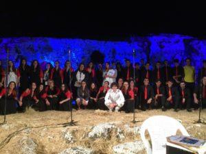 Si è conclusa ieri con successo la seconda edizione delFestival delle Bellezzedell'Insieme Vocale Nova Euphonia.