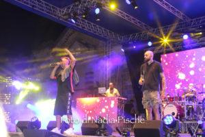 Grande entusiasmo per la band dei Boomdabash il 18 luglio ad Arborea, alla festa del S.S. Redentore.