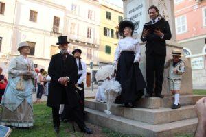 """Il 5 luglio a Sassari """"Le passeggiate di Enrico Costa""""."""