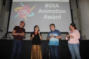 """Mercurio"" di Michele Bernardi ha vinto il Bosa Animation Award al Sardinia Film Festival."