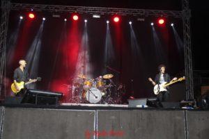 Alex Britti e Max Gazzè sabato 20 luglio hanno incantato il pubblico di San Giovanni di Sinis.
