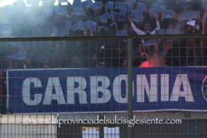 Il Carbonia continua la campagna di rafforzamento per l'Eccellenza. Dal Castiadas arriva l'esterno di centrocampo Mattia Cordeddu.