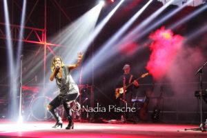 Irene Grandi, il 22 giugno scorso, ha incantato il pubblico di Riola Sardo.