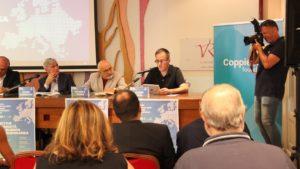 Dalla Catalogna a Sassari: «Vogliamo un'Europa dei popoli, aiutateci a costruirla».