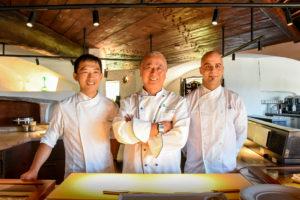 Matsuhisa Nobu per il secondo anno al Cala di Volpe: «Puntiamo sui prodotti sardi nei nostri piatti».