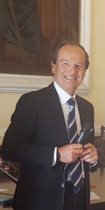 Intervista al presidente della Camera di Commercio di Cagliari, Maurizio De Pascale.