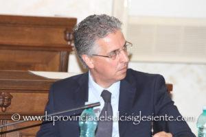 Il presidente del Comitato per l'Insularità Roberto Frongia ha incontrato il presidente della commissione Affari Costituzionali del Senato Stefano Borghesi.
