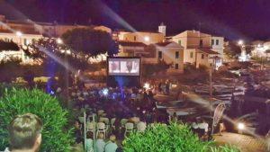 Al porto Vecchio di Stintino, torna il cinema sotto le stelle, in tre serate, il 23, 30 luglio e 6 agosto, con pellicole tutte italiane.