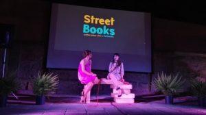 """Dal 10 al 18 luglio, torna a Dolianova il festival letterario """"Street Books"""", giunto alla quarta edizione organizzato dalCircolo dei Lettori Miele Amaro."""