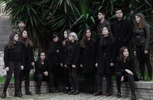 """La """"Medea"""" del gruppo teatrale del Liceo Classico """"De Castro"""" di Oristano in scena questa sera nell'area archeologica di Tharros per il festival Dromos."""