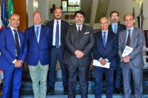 Christian Solinas: «C'è il massimo impegno della Regione per far crescere in Sardegna un ecosistema favorevole allo sviluppo delle attività aerospaziali».