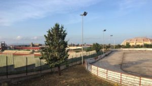 """Il comune di Carbonia ha avviato la procedura per l'appalto dei """"Lavori di riqualificazione della cittadella sportiva di via Balilla""""."""