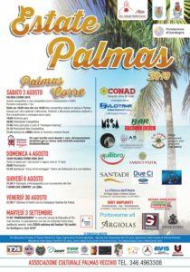 L'ottava edizione della Palmas Corre, aprirà sabato 3 agosto il programma dell'Estate di Palmas 2019.