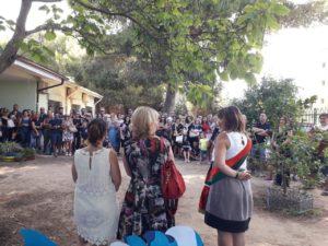 """L'Amministrazione comunale di Carbonia si è congratulata con i 27 bambini dell'Asilo nido comunale """"I colori dell'Arcobaleno"""" che oggi hanno ricevuto il diploma."""