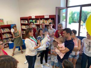È stata inaugurata questa sera, dopo sette anni dalla chiusura della precedente struttura, la nuova biblioteca comunale di Bacu Abis.