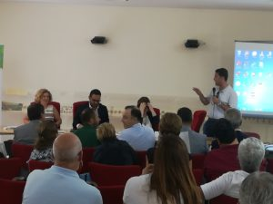 Mercoledì 10 luglio, la Sala Conferenze della Biblioteca Regionale, a Cagliari, ha ospitato la riunione del Partenariato regionale allargato del POR FESR 2014-2020.