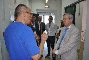 Il direttore generale dell'Aou di Sassari Nicolò Orrù è intervenuto all'incontro con la sesta commissione regionale Sanità.