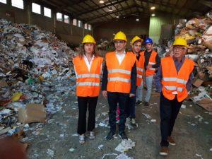 L'assessore regionale dell'Ambiente ha avviato un dialogo con gli operatori in previsione della prossima approvazione del nuovo Piano regionale dei rifiuti.