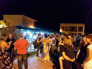 """Grande successo di pubblico, a Luogosanto, per la quinta edizione dell'evento """"Calici DiVini""""."""