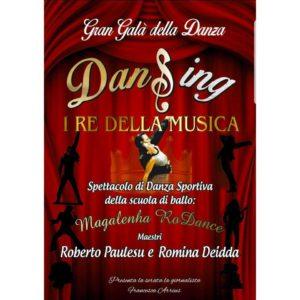 Mercoledì 7 agosto l'anfiteatro di piazza Marmilla, a Carbonia, ospiterà il Gran Galà della danza della scuola Magalenha Rodance.