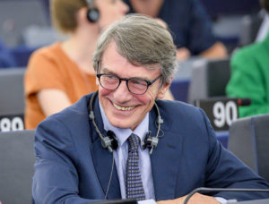 Eurobarometro: lotta al cambiamento climatico la priorità per il Parlamento europeo.