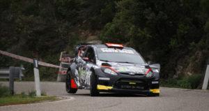 """Per la Porto Cervo Racing weekend in gara nel TIVM Sud e nell'organizzazione del """"Rally Terra Sarda""""."""