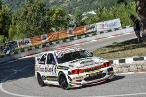La Porto Cervo Racing con Ennio Donato (Ford Escort Cosworth) ha conquistato la vittoria di classe e il podio di gruppo alla cronoscalata Svolte di Popoli.