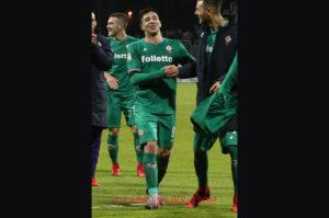 Giovanni Pablo Simeone è ad un passo dal trasferimento dalla Fiorentina al Cagliari.