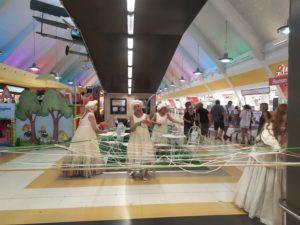 Tutto pronto a Mogoro per il debutto dello spettacolo Istós, inserito nel progetto Memory Wefts, spettacolo sulla tessitura sarda.