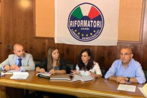 I Riformatori sardi hanno presentato una proposta di legge sulla lotta allo spopolamento.