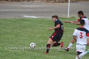 La Monteponi ha disputato ieri pomeriggio il primo test precampionato contro il Cagliari Primavera di Max Canzi.