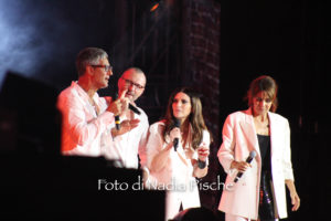 Il 1° agosto Laura Pausini e Biagio Antonacci, alla Fiera di Cagliari, hanno infiammato i quasi 20.000 fan accorsi all'ultima tappa del loro Tour.