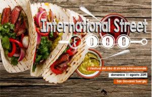 L'11 agosto San Giovanni Suergiu ospiterà la terza edizione dell'International Street Food.