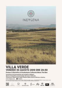 Venerdì sera, presso il Distretto di Produzione Culturale Move The Box di Villa Verde, si terrà la proiezione dei tre documentari realizzati nell'ambito del progetto Indygena.