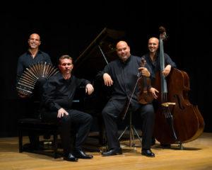 Con il Novafonic Quartet sabato a Iglesias cala il sipario sui Tramonti di Porto Flavia.