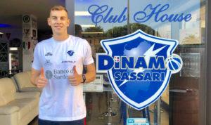 La campagna di rafforzamento della Dinamo potrebbe non essere ancora terminata. L'ala lituana Paulius Sorokas, sarà aggregata al gruppo per l'ultima parte della preparazione precampionato.