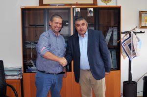 L'assessore regionale degli Enti locali, Quirico Sanna, ha incontrato il sindaco di Cardedu, Matteo Piras, vittima di un atto intimidatorio.