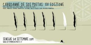 Il 5 settembre 2019, a Seneghe, prende il via la XV edizione del Cabudanne de sos poetas.