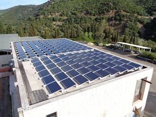 Sono stati attivati i nuovi sistemi di produzione di energia elettrica da fonti rinnovabili a Bau Pressiu e San Giovanni Suergiu.