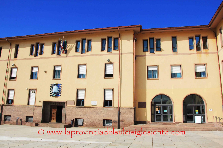 Gli uffici del comune di Carbonia resteranno chiusi domani 16 agosto.