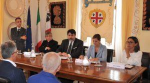 Il governatore Christian Solinas: «Dobbiamo ricordare il sacrificio dei minatori sardi e delle forze dell'ordine».