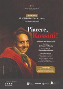 Giovedì 12 settembre, alle ore 21.00, all'Arena Mirastelle di Carbonia, si esibirà l'Orchestra del Teatro Lirico di Cagliari.