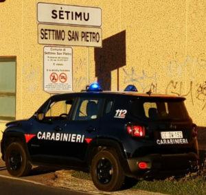 I carabinieri di Sinnai hanno arrestato e sottoposto ai domiciliari due persone, una per detenzione di sostanza stupefacente ai fini di spaccio, l'altra per resistenza e violenza a pubblico ufficiale.