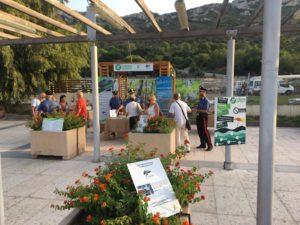 Oggi, a Cagliari, presso Marina Piccola, all'inizio del Poetto, come l'anno scorso, sarà presente uno stand informativo del Raggruppamento Carabinieri per la Biodiversità.