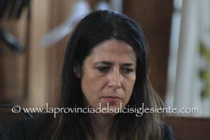 Il comitato Porto Solky ha consegnato al sottosegretario del Mise Alessandra Todde la richiesta di istituire una commissione ministeriale di verifica sulle opere del Piano Sulcis.