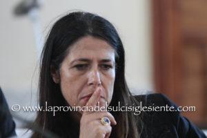 Il sottosegretario dello Sviluppo economico, Alessandra Todde, ha visitato questa sera gli stabilimenti Eurallumina e Sider Alloys di Portovesme.