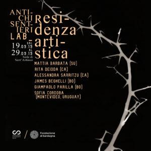 L'Associazione Ottovolante Sulcis, dal 19 al 29 settembre, ospiterà in residenza artistica presso la Home Gallery di Sant'Antioco, tre artisti sardi selezionati con specifico bando,